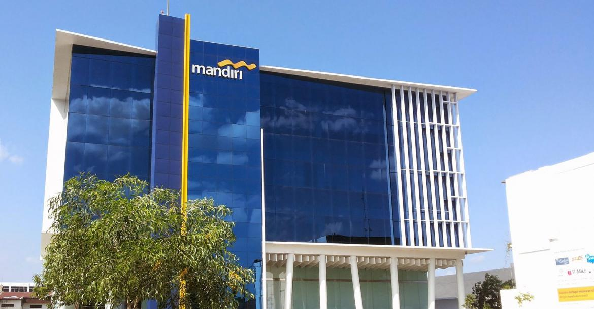 Bank Mandiri. -CIBUBURNEWS.com-